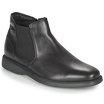 Skor Herr Boots Geox BRAYDEN 2FIT ABX Svart