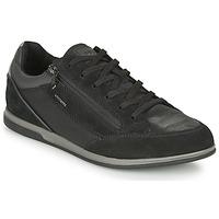 Skor Herr Sneakers Geox RENAN Svart