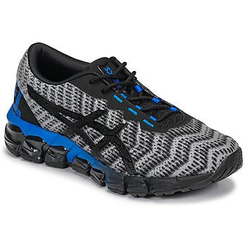 Skor Barn Sneakers Asics GEL-QUANTUM 180 5 GS Grå / Svart / Blå