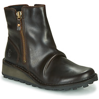 Skor Dam Boots Fly London MON944FLY Svart