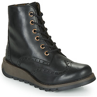 Skor Dam Boots Fly London SARL069FLY Svart