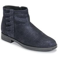 Skor Flickor Boots Geox AGGATA Marin