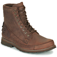 Skor Herr Boots Timberland ORIGINALS II LTHR 6IN BT Brun