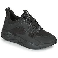 Skor Dam Sneakers Timberland DELPHIVILLETEXTILESNEAKER Svart