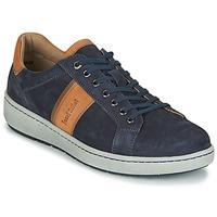 Skor Herr Sneakers Josef Seibel DAVID 01 Blå