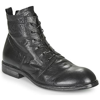 Skor Herr Boots Moma PUNTO Svart