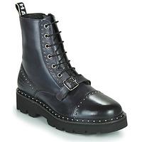 Skor Dam Boots Melvin & Hamilton WINSLET Svart