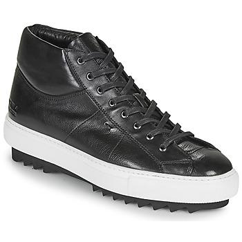 Skor Herr Sneakers Melvin & Hamilton MICK Svart