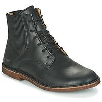 Skor Dam Boots Kickers TITI Svart