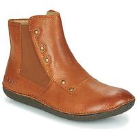 Skor Dam Boots Kickers HAPPLI Brun