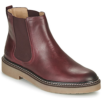 Skor Dam Boots Kickers OXFORDCHIC Röd