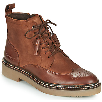 Skor Dam Boots Kickers OXANYHIGH Brun