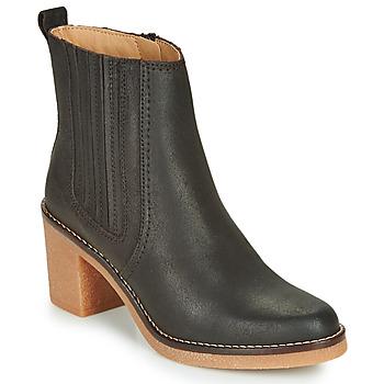 Skor Dam Boots Kickers AVERNY Brun / Mörk