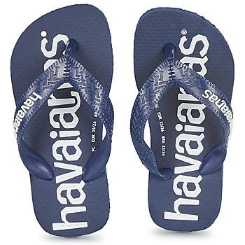 Skor Pojkar Flip-flops Havaianas Top Logomania Marin