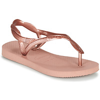 Skor Flickor Flip-flops Havaianas Luna Mini Me Rosa