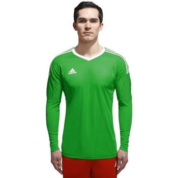 textil Herr Långärmade T-shirts adidas Originals Z Adizero Goalkeeper Gröna