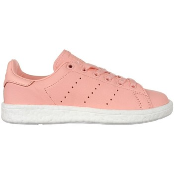 Skor Dam Sneakers adidas Originals Stan Smith Boost Rosa