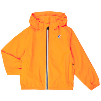 textil Barn Vår/höstjackor K-Way LE VRAI 3.0 CLAUDE KIDS Orange