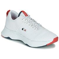 Skor Herr Sneakers Lacoste COURT-DRIVE 0120 3 SMA Vit / Röd