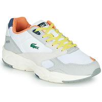 Skor Dam Sneakers Lacoste STORM 96 LO 0120 2 SFA Grå / Blå
