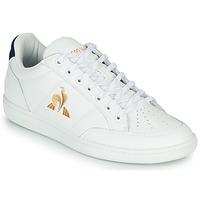 Skor Dam Sneakers Le Coq Sportif COURT CLAY W Vit / Blå