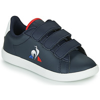 Skor Barn Sneakers Le Coq Sportif COURTSET PS Marin