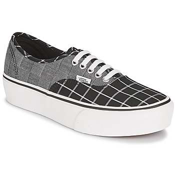 Skor Dam Sneakers Vans AUTHENTIC PLATFORM 2.0 Grå