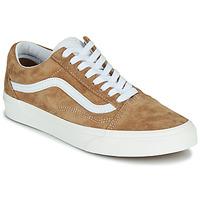 Skor Sneakers Vans OLD SKOOL Kamel