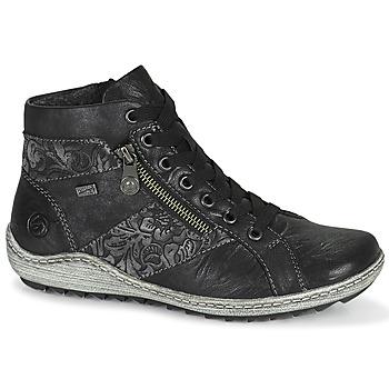 Skor Dam Höga sneakers Remonte Dorndorf R1497-45 Svart