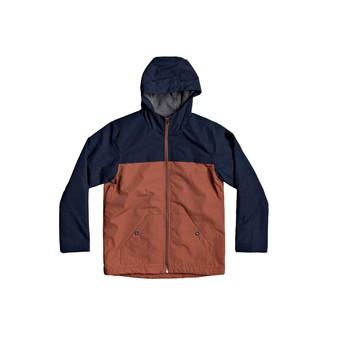 textil Pojkar Vindjackor Quiksilver WAITING PERIOD Marin / Brun