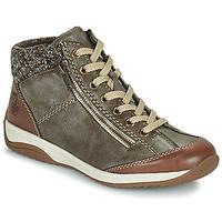 Skor Dam Boots Rieker L5223-24 Brun
