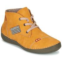 Skor Dam Boots Rieker 52543-69 Gul