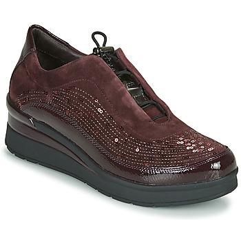 Skor Dam Sneakers Stonefly CREAM 21 Bordeaux