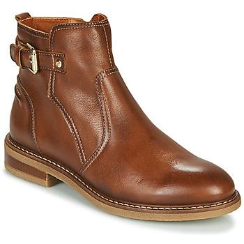 Skor Dam Boots Pikolinos ALDAYA W8J Brun