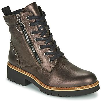 Skor Dam Boots Pikolinos VICAR W0V Silver