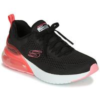 Skor Dam Sneakers Skechers SKECH-AIR Svart / Rosa