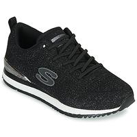 Skor Dam Sneakers Skechers SUNLITE Svart