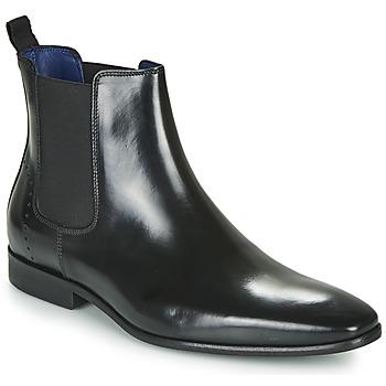 Skor Herr Boots Azzaro JAGER Svart
