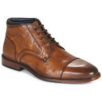 Skor Herr Boots Azzaro TELLIS Cognac