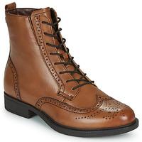 Skor Dam Boots Tamaris SUZAN Brun