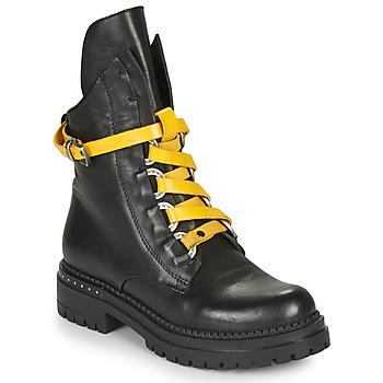Skor Dam Boots Metamorf'Ose HADASSA Svart