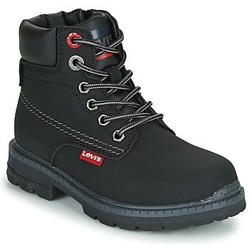 Skor Barn Boots Levi's NEW FORREST Svart