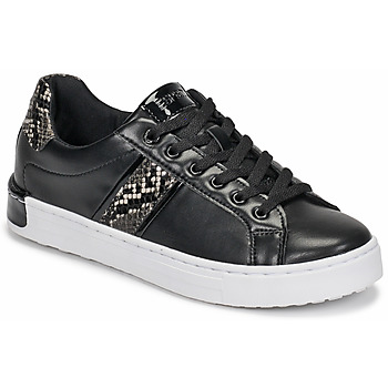 Skor Dam Sneakers Esprit KENT LACE UP Svart