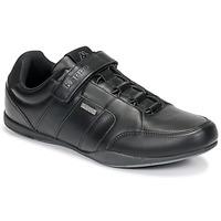 Skor Herr Sneakers Kappa PARRA EV Svart