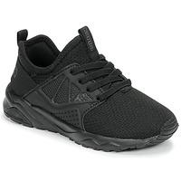 Skor Barn Sneakers Kappa SAN DIEGO ELASTIC Svart