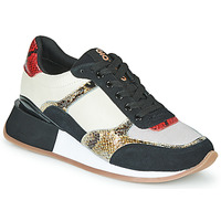 Skor Dam Sneakers Gioseppo KIROV Svart / Vit