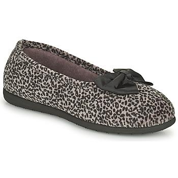 Skor Dam Tofflor Isotoner 97261 Leopard