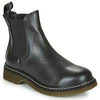 Skor Dam Boots Musse & Cloud FLIKA Svart