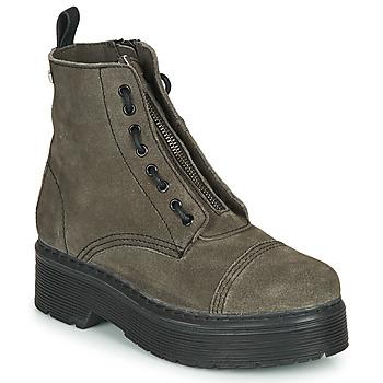 Skor Dam Boots Musse & Cloud ERICA Grå