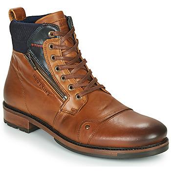 Skor Herr Boots Redskins HAMAM Brun
